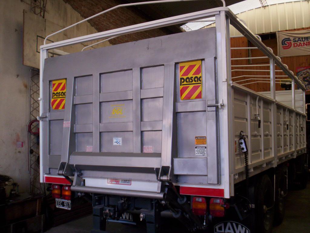 Plataformas de carga PASAC 1