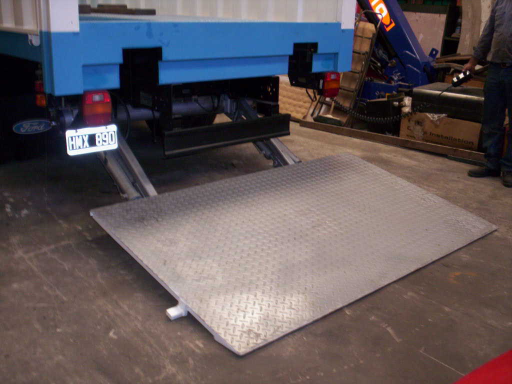 Plataformas de carga PASAC 9